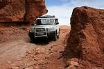 výlet jeepy